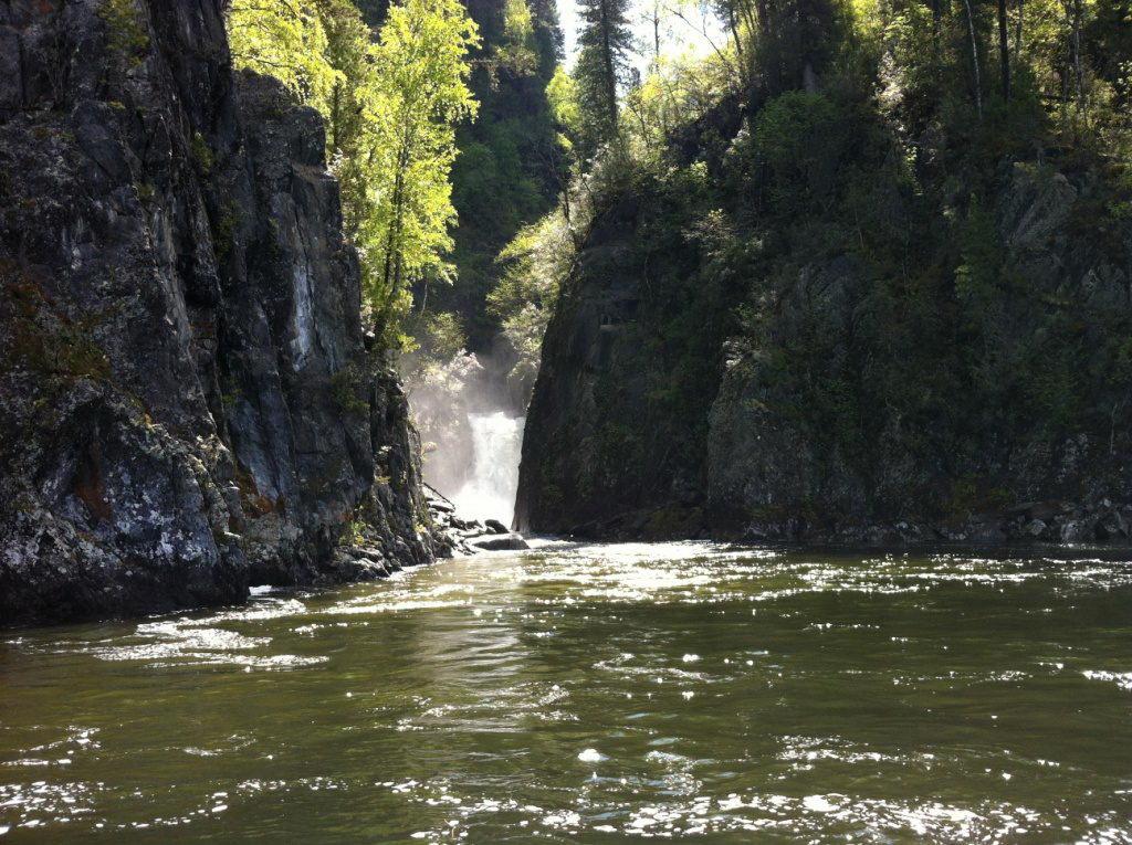 Водопад «Киште»