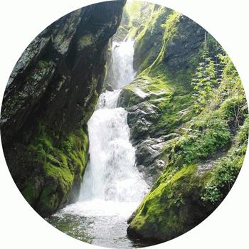 Маршрут Водопад Эстюба