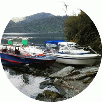 Водные экскурсии по Телецкому озеру