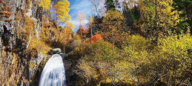 Что посмотреть осенью на Телецком озере?